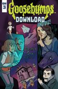 Download and Die! - Issue 3 (Variant B)