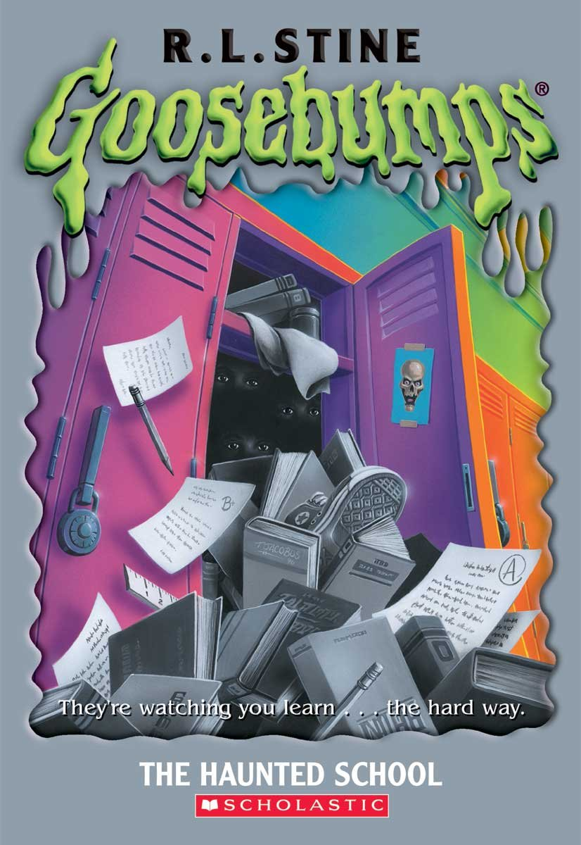 The Haunted School | Goosebumps Wiki | FANDOM powered by Wikia