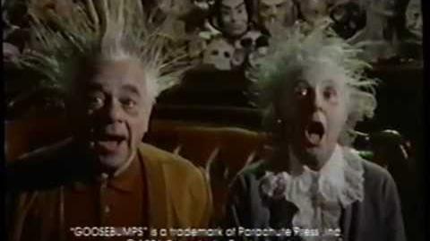 Goosebumps (1995) Trailer (VHS Capture)