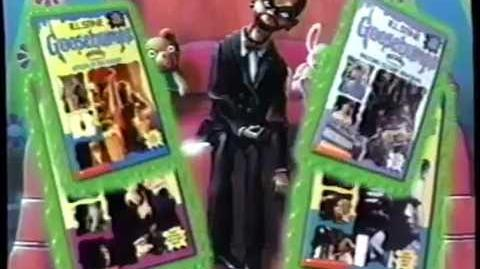 R. L. Stine's Goosebumps Books (1992) Promo (VHS Capture)