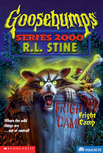 Fright Camp (Cover)