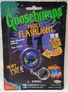 Spooky Eyes Pocket Flashlight in pkg