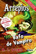 Classic Goosebumps - Vampire Breath (Portuguese)