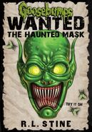 Wanted The Haunted Mask ebook cover