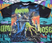 Attack of the Graveyard Ghouls - Shirt
