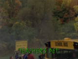Teacher's Pet/TV episode