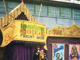 Goosebumps HorrorLand Fright Show