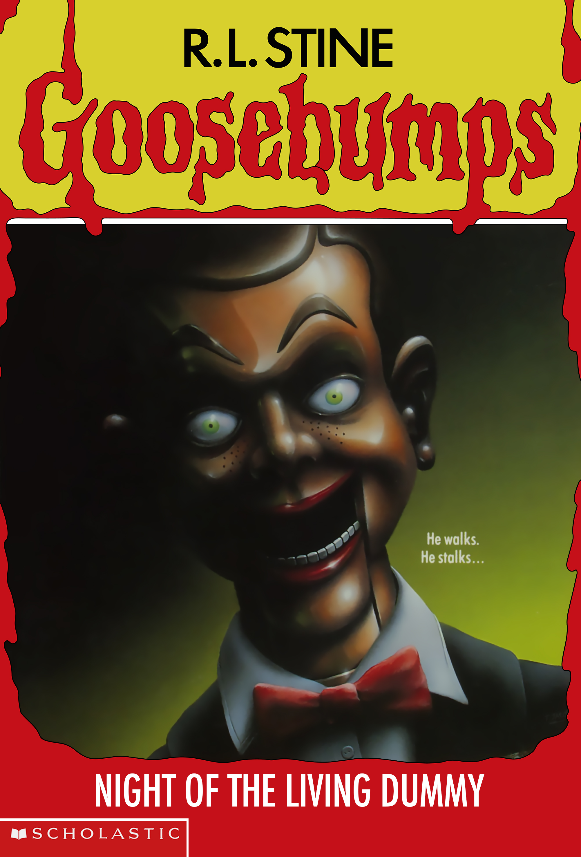 Slappy the dummy goosebumps wiki fandom powered by wikia goosebumps original series ccuart Gallery
