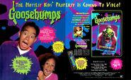 Haunted Mask GB VHS trade print ad BB-1996-02-24