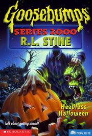 Headless Halloween cover