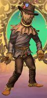 Goosebumps HorrorTown Scarecrow