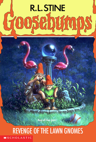 Revenge of the Lawn Gnomes | Goosebumps Wiki | FANDOM powered by Wikia