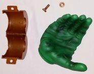 1996 Haunted Hand Doorknob cover unpkg in parts side 2