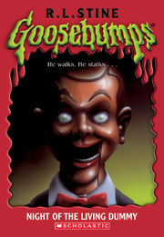 Night of the Living Dummy - Reprint
