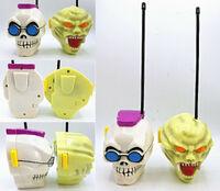 Curly Haunted Mask Walkie-Talkies unpkg f+b+s