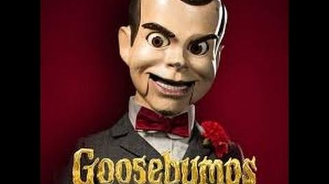 TOP 6 Goosebumps 2015 slappy the dummy