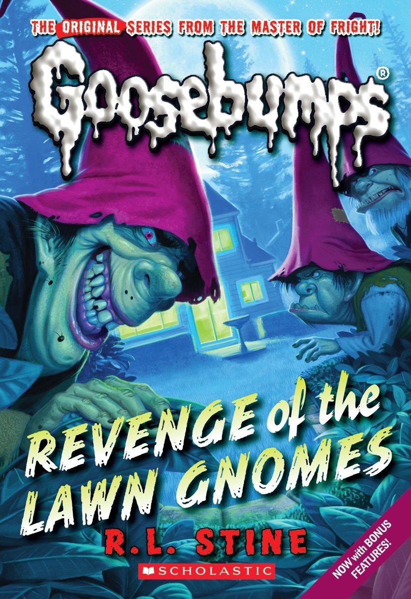Revenge of the Lawn Gnomes | Goosebumps Wiki | FANDOM