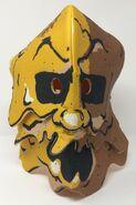 Mud Monster costume foam mask