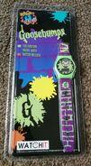 Slappy purple spider Watchit digital watch 1996