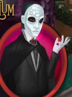The Phantom (Goosebumps Horrortown)
