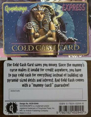 23 Mummy Cold Cash Wallet card