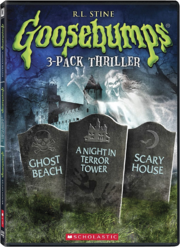 3-Pack Thriller - GhostBeach-TerrorTower-ScaryHouse