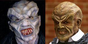Haunted masks