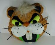 Cuddles Hamster Plush Pillow Fright Faces UK Titan Toys