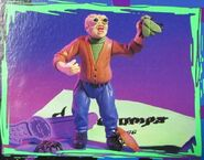 Mr mortman figure
