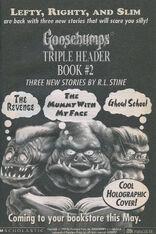 Triple Header 2 bookad from GYG27 1998