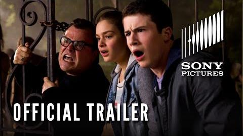 GOOSEBUMPS - Official Trailer (HD)-0