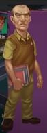 Mr. Mortman (Human)