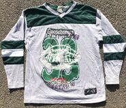 Goosebumps Total Sports Freak 1996 Jersey T-shirt