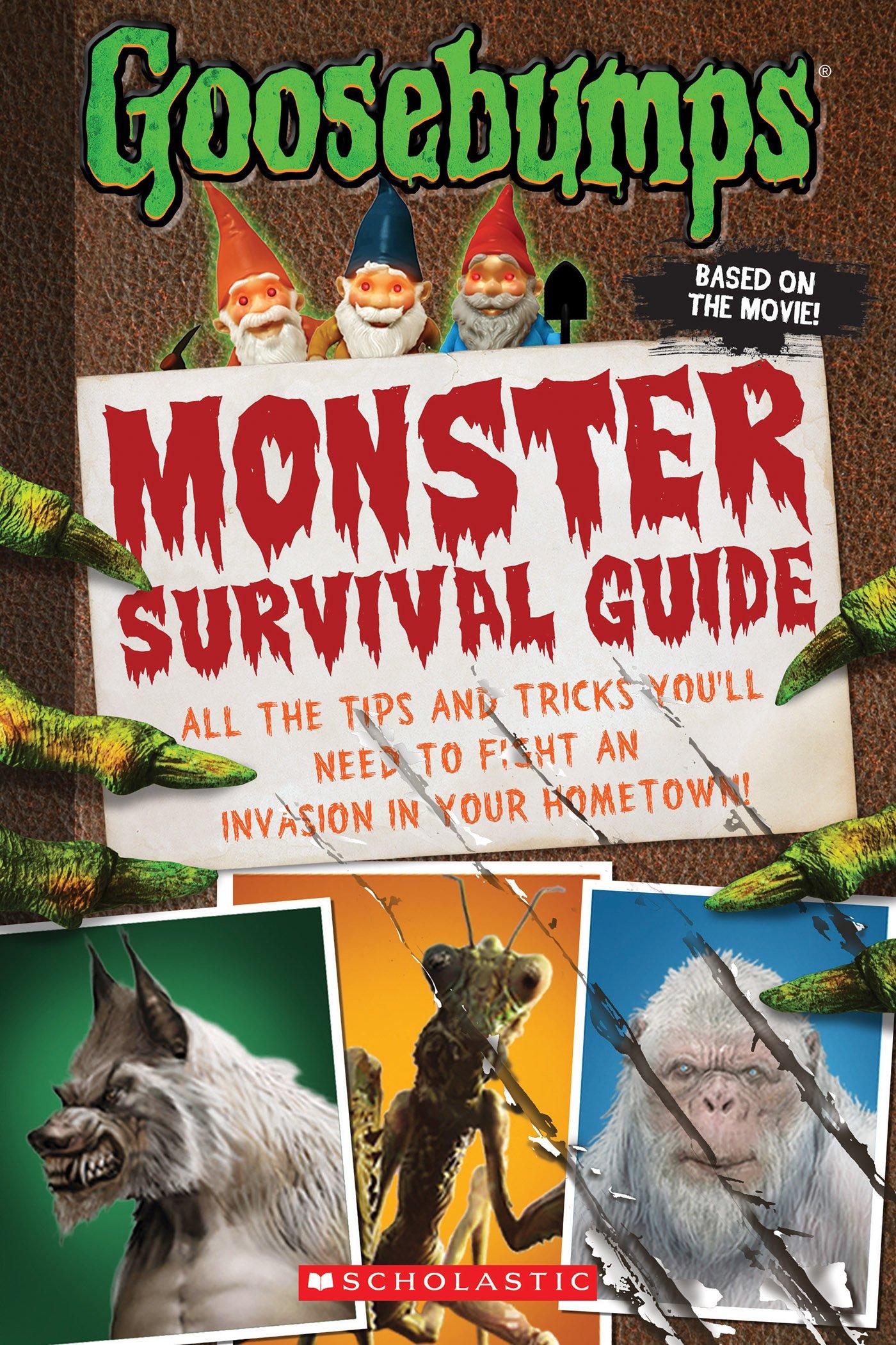 Monster survival guide goosebumps wiki fandom powered by wikia goosebumps monster survival guide solutioingenieria Images