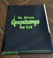 1997 Fan Club folder front
