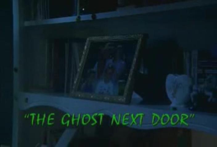 Part 1 & The Ghost Next Door (TV episode)   Goosebumps Wiki   FANDOM powered ...