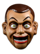 Goosebumps slappy puppet vacuform-mask 1
