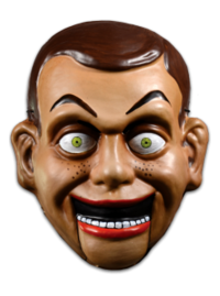 Goosebumps slappy puppet vacuform-mask 1
