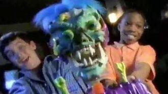 Monster Head Maker Commercial (1996)