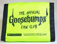 1997 Fan Club wallet front