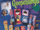 Goosebumps (franchise)/Merchandise
