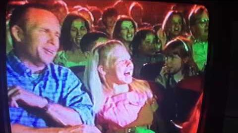 Goosebumps Live on Stage VHS Promo