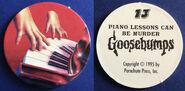 13 Piano Lessons 1995 Pog Cap f+b