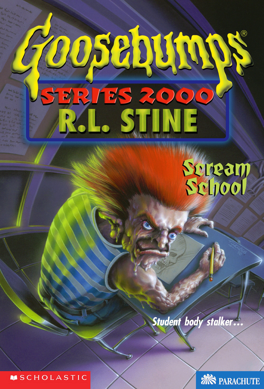 Book Cover Series Wiki : Scream school goosebumps wiki fandom powered by wikia
