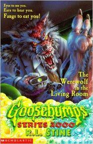 Goosebumps series 2000 uk releases goosebumps wiki - Goosebumps werewolf in the living room ...