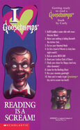 OS 54 Dont Go to Sleep bookmark front + back