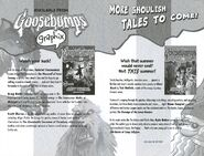 Creepy Creatures + Scary Summer bookad from GB graphix 2