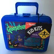 Horrorland Aladdin Kid Kits Lunch box new w tag
