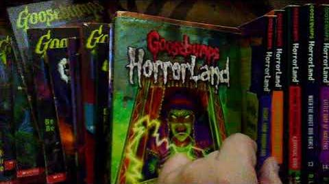 NicktheDummy's Goosebumps Collection!