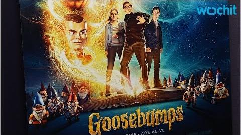 Goosebumps Sequel Officially Gets A Release Date